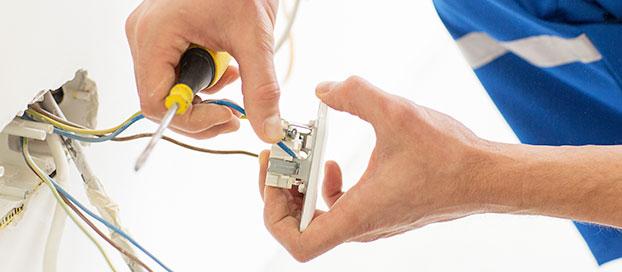 Domein Installatietechniek elektra electrician electra installatie reparatie renovatie aanleg