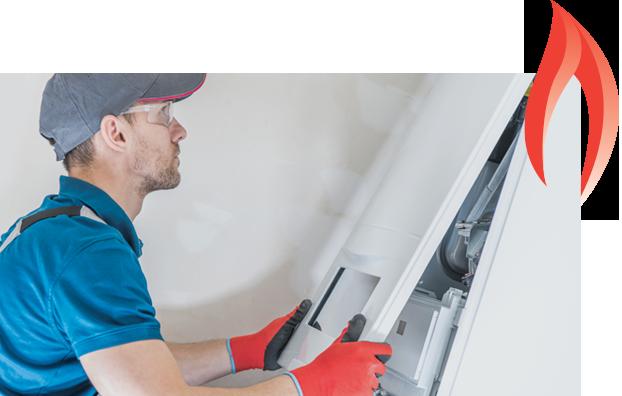 Domein Installatietechniek cv verwarming installatie reparatie onderhoud
