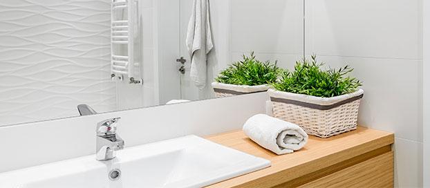 Domein Installatietechniek sanitair badkamer toilet wc aanleg installatie renovatie